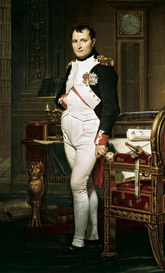 Napoleon Bonaparte from Britannica