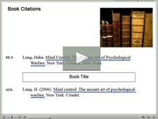 deconstructing citations