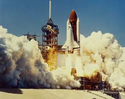 Photo of Space Shuttle Challenger