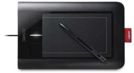 wacom pen and tablet