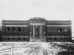 Memorial Library, ca. 1921