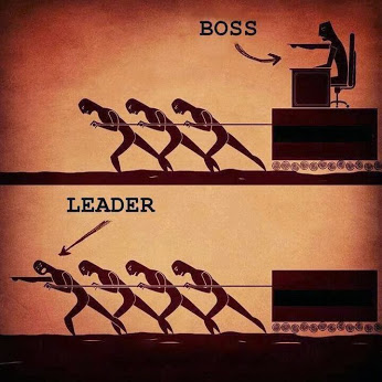 A Leader or a Boss?
