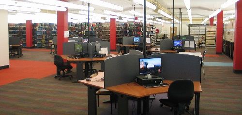 Learning Commons - Dixson Library