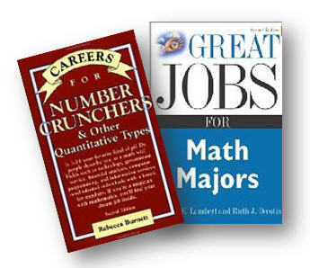 Math Career books