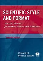 CBE manual cover