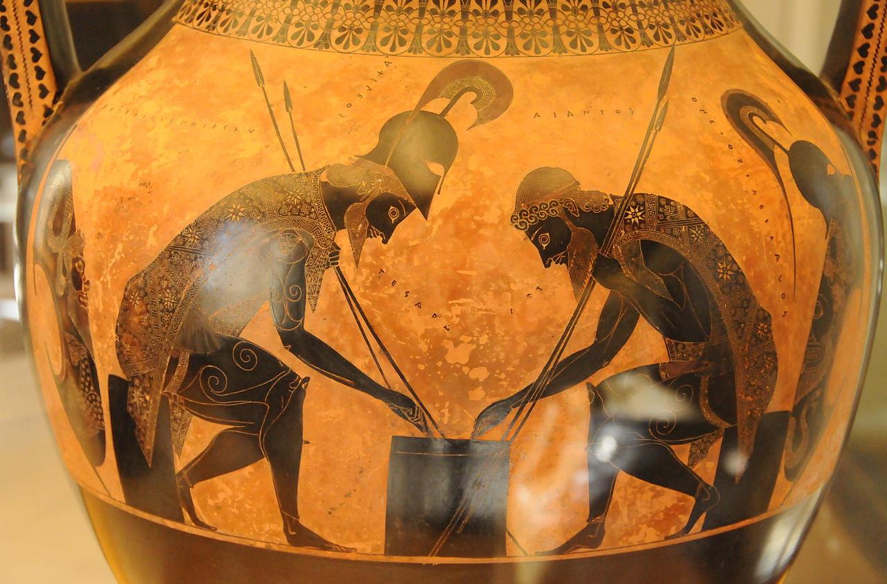 Ajax and Achilles