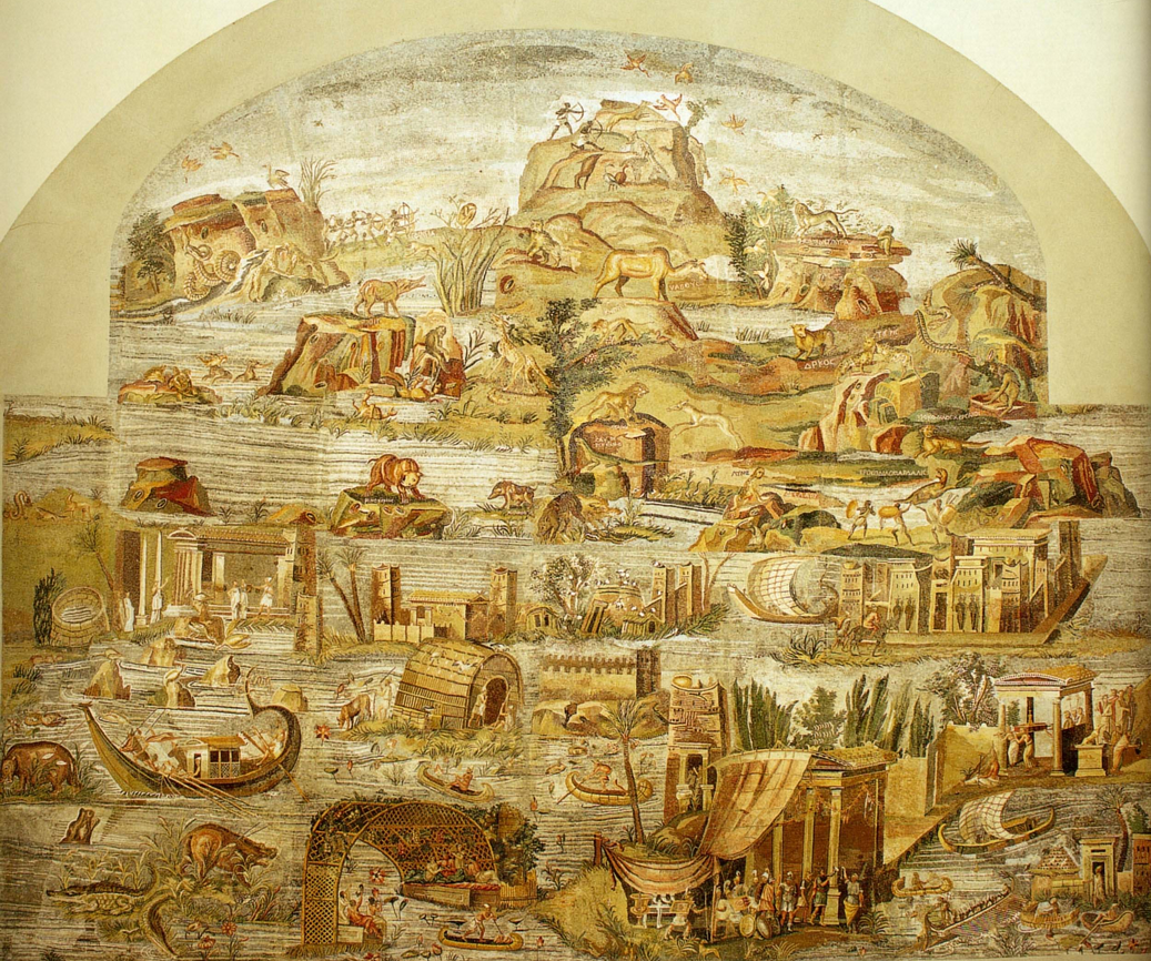 Nile Mosaic - Palestrina