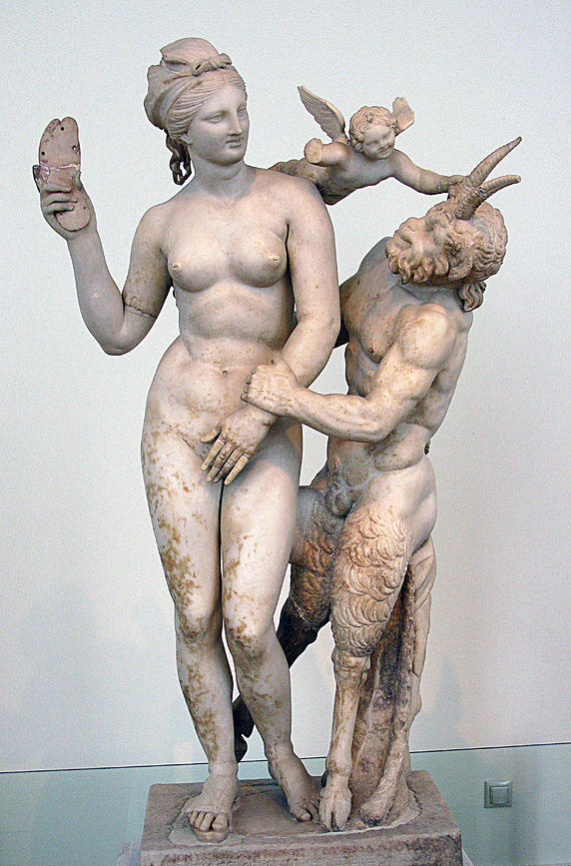 Pan and Aphrodite