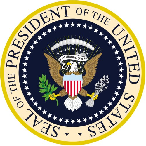 U.S. President's Office logo