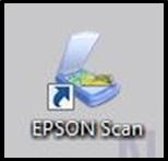 EpsonScan Icon