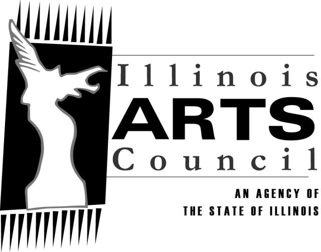 Illinois Arts Council logo