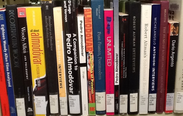 Books on Directors