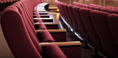 Swedish Theatre by Janne Moren