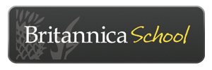 Britannica School database icon