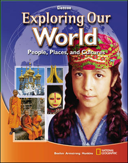 Exploring our world textbook