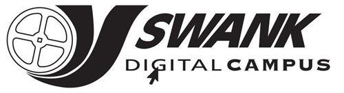 Swank digital logo