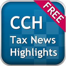CCH Tax News Highlights