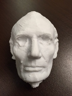 Abe Lincoln Life Mask