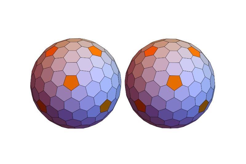 145 face polyhedra