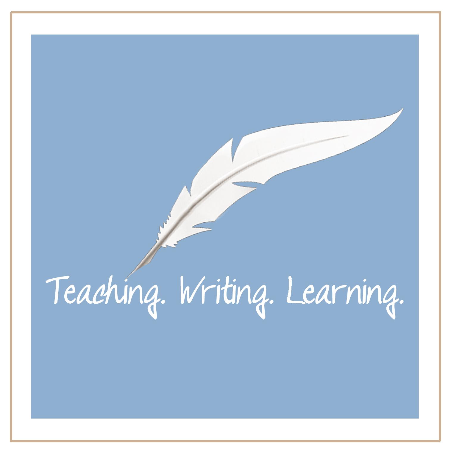 Teaching.Writing.Learning. logo