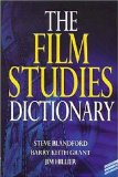 cover of the film studies dictionary