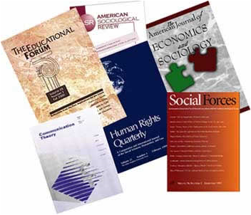 image of sociology journals