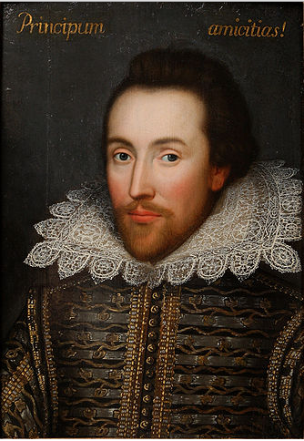 Cobbe Shakespeare Portrait