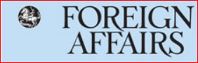 Foreign Affairs journal logo