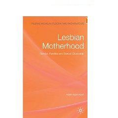 Lesbian Motherhood book cover