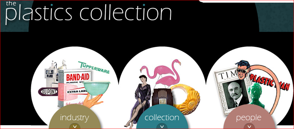 Plastics Collection banner image