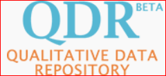 Qualitative Data Repository logo