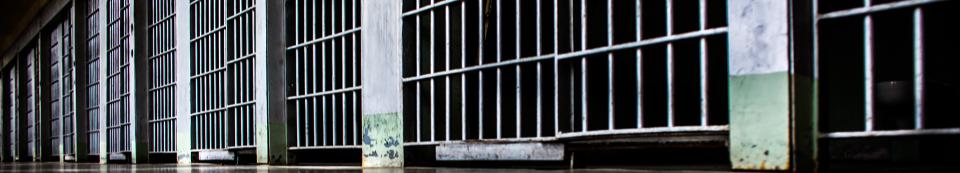 Prison doors