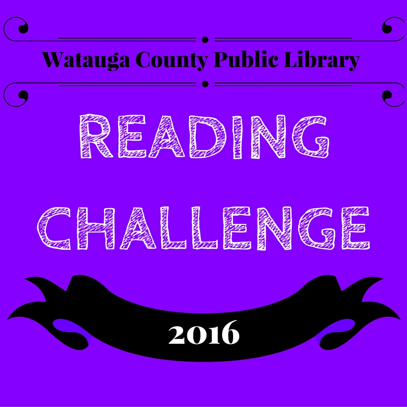 Reading Challenge Graphic