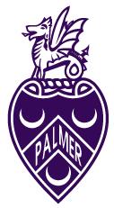 Palmer College crest