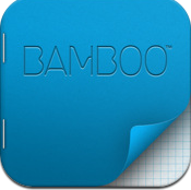 Bamboo Paper - various pen tools for writing, sketching, colouring & marking