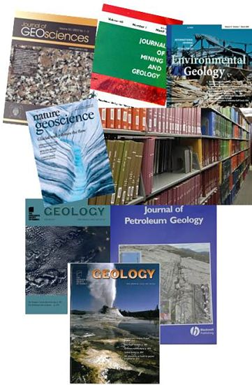 Collage of Geology journals