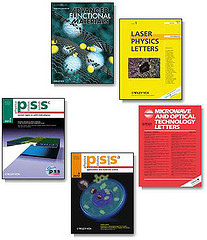 """""""Wiley Journals Physical Sciences"""" image, by Wiley Asia Blog, under a CC BY-NC-ND 2.0 licence, from flickr.com"""
