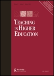 Teaching in Higher Education journal