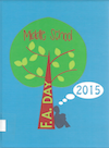 2015 yearbook