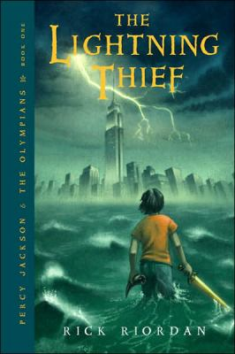 Open the read-alike page for The Lightning Thief