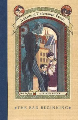 Open the read-alike page for A Series of Unfortunate Events