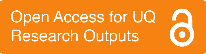 Open Access for UQ Research Outputs