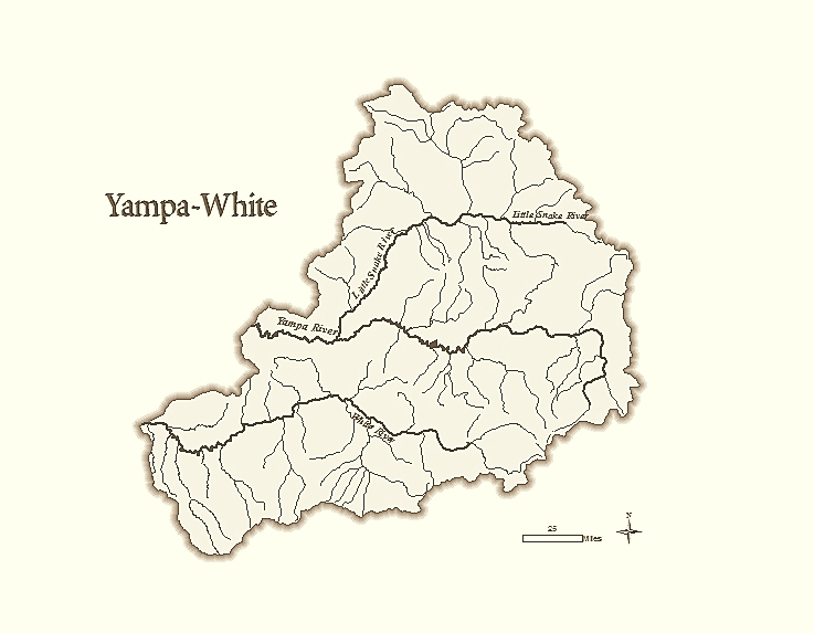 YAMPA/WHITE RIVER BASIN