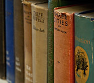 Parkes books