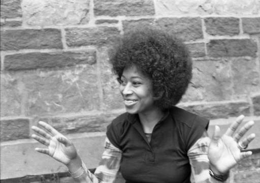 Alice Walker. Photo by Bill Ferris from the William R. Ferris Collection