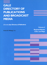 Directory of Publications and Broadcast Media book cover