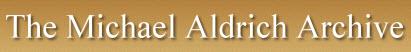 Michael Aldrich Archive Logo