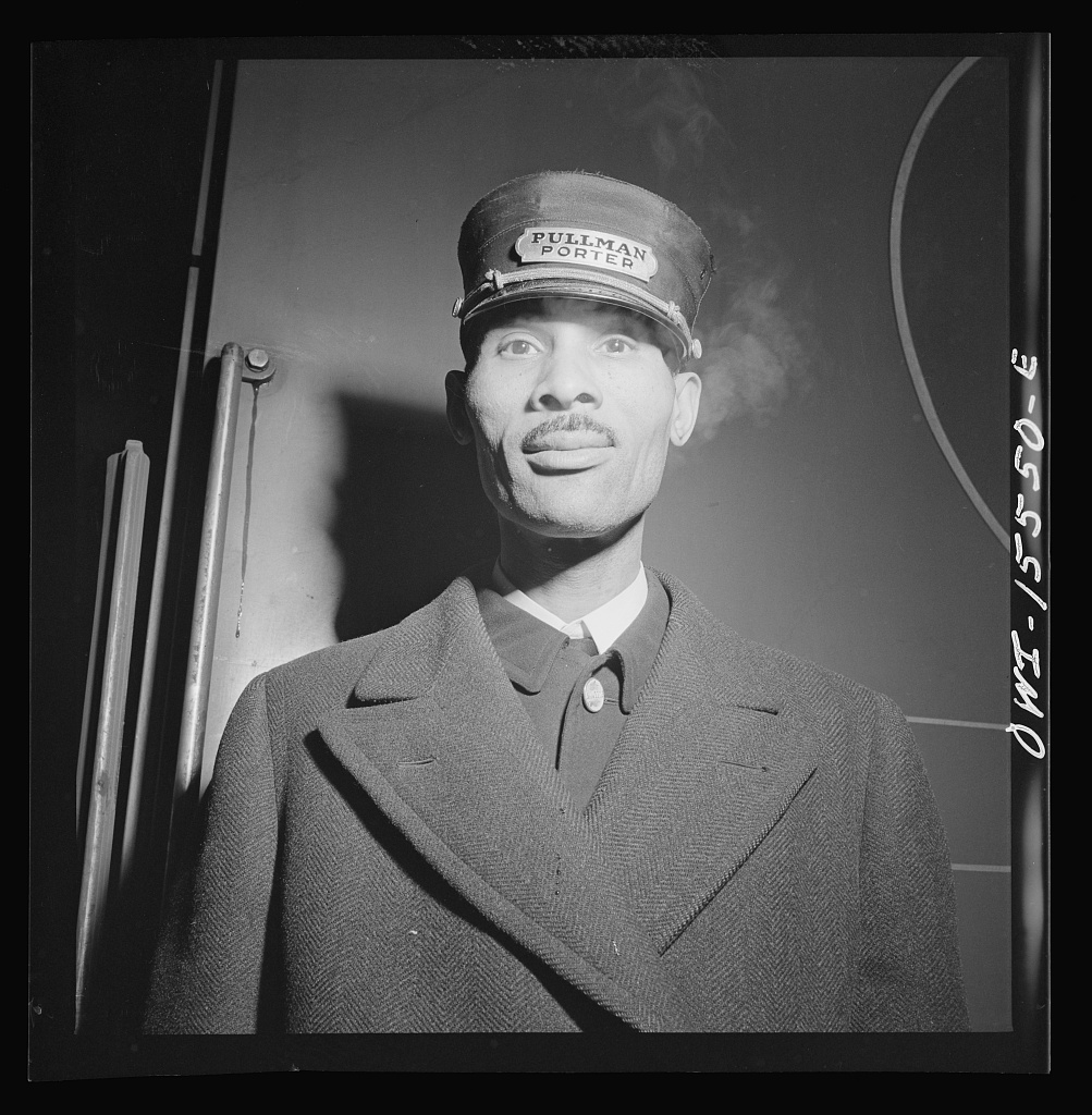 Image of a Pullman Porter