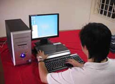 盲用桌上型電腦