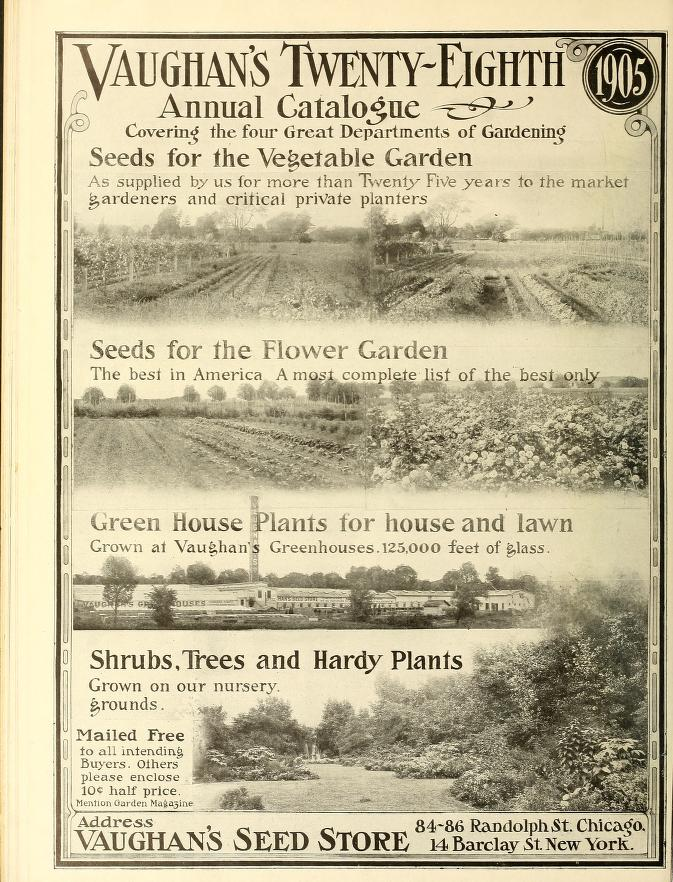 Vaughan's 28th Annual Catalog